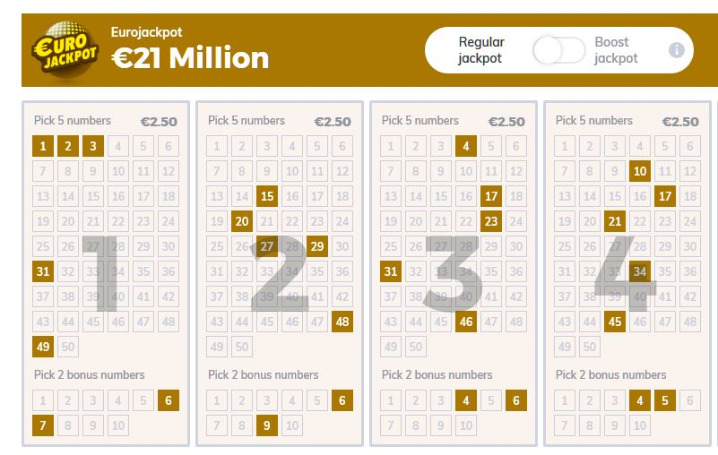 eurojackpot lotto betting