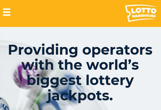 online lottery games distributor