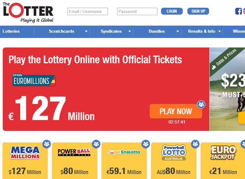 the lotter agent and lotto reseller